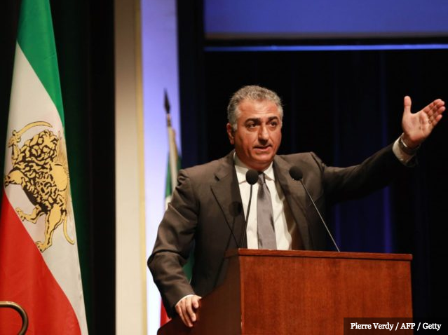 Iran's Crown Prince Reza Pahlavi: Civil Disobedience for a FreeIran