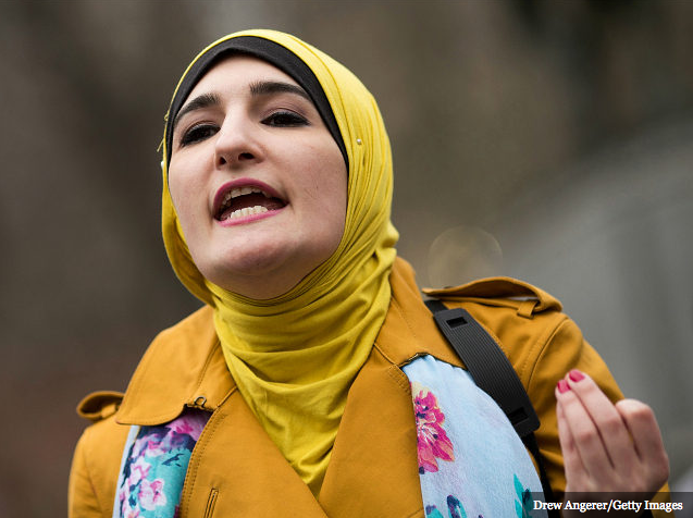 Sharia-Advocate Linda Sarsour Asks CUNY Graduates to 'Embody Courage and Selflessness' of Men Who Died Saving MuslimTeen